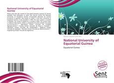 Portada del libro de National University of Equatorial Guinea
