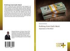 Обложка Profiting From God's Word