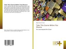Bookcover of Take This Course Before You Divorce