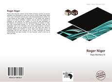 Bookcover of Roger Niger