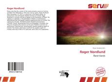 Bookcover of Roger Nordlund