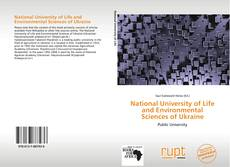 Couverture de National University of Life and Environmental Sciences of Ukraine