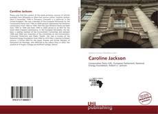 Caroline Jackson kitap kapağı