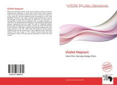 Bookcover of Violet Hopson