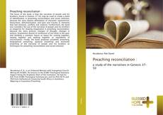 Bookcover of Preaching reconciliation :