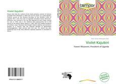 Bookcover of Violet Kajubiri