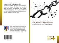 Bookcover of DELIVERANCE FROM BONDAGE
