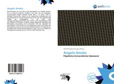 Bookcover of Angelo Amato
