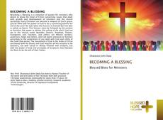Couverture de BECOMING A BLESSING
