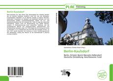 Bookcover of Berlin-Kaulsdorf