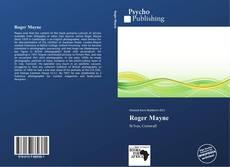 Buchcover von Roger Mayne