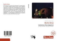 Bookcover of Berlin-Krise