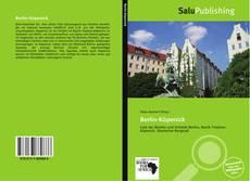 Bookcover of Berlin-Köpenick