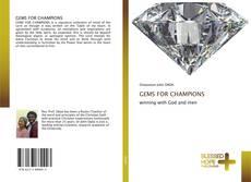 Buchcover von GEMS FOR CHAMPIONS
