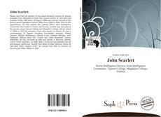 Обложка John Scarlett