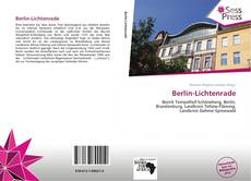 Berlin-Lichtenrade kitap kapağı