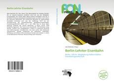 Bookcover of Berlin-Lehrter Eisenbahn