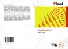 Buchcover von Angelo Minich