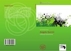 Bookcover of Angelo Quirini