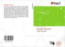 Portada del libro de Angelo Vaccaro