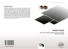 Couverture de Violet Lloyd