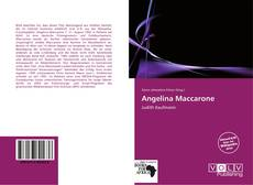 Bookcover of Angelina Maccarone