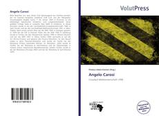 Bookcover of Angelo Carosi