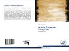 Buchcover von Angelo Francesco Lavagnino