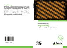 Bookcover of Angelobung