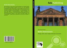 Berlin-Steinstücken kitap kapağı