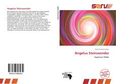 Bookcover of Angelus Steinwender