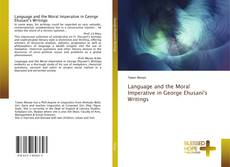 Bookcover of Language and the Moral Imperative in George Ehusani's Writings