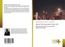 Buchcover von Never You Surrender Your Life