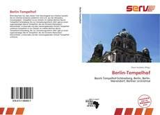 Bookcover of Berlin-Tempelhof