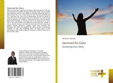 Buchcover von Destined for Glory