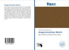 Angevinisches Reich kitap kapağı