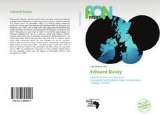 Buchcover von Edward Davey