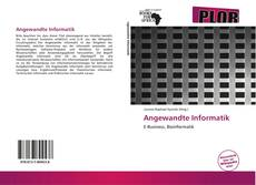 Capa do livro de Angewandte Informatik