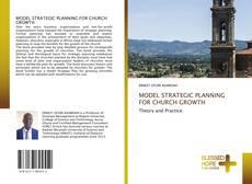 Buchcover von MODEL STRATEGIC PLANNING FOR CHURCH GROWTH
