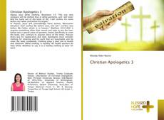 Copertina di Christian Apologetics 3