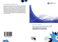 Pennsylvania Route 347 kitap kapağı