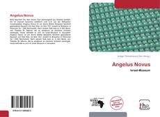 Capa do livro de Angelus Novus