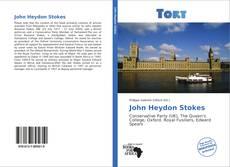 Capa do livro de John Heydon Stokes