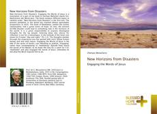 Capa do livro de New Horizons from Disasters