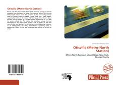 Couverture de Otisville (Metro-North Station)