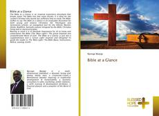 Bookcover of Bible at a Glance
