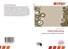 Couverture de Violet Sabrewing