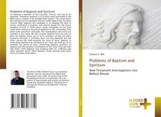 Capa do livro de Problems of Baptism and Spiritism