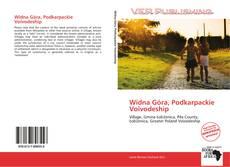 Copertina di Widna Góra, Podkarpackie Voivodeship