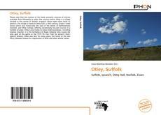 Otley, Suffolk的封面